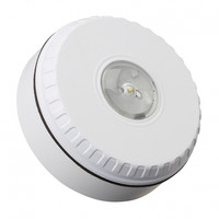 Fire Alarms, Sounders, Flashers & Bells, EN54-23 Visual Alarm Devices (VADs) - Solista LX Conventional Ceiling Mounted VAD
