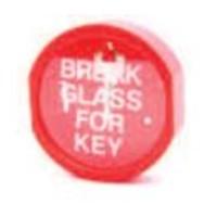Fire Alarms, Fire Alarm Accessories, Document & Key Storage - Spare Glass For MR20640 Break Glass Key Box