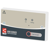 First Aid & Safety Equipment, Call Systems, Conventional Call Systems, Indicator Panels & Call Controllers - Single Zone Call Controller With Relay & Optional Onboard Battery Backup