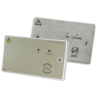First Aid & Safety Equipment, Call Systems, Conventional Call Systems, Indicator Panels & Call Controllers - Single Zone Call Controller With Optional Stainless Steel Enclosure
