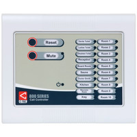 First Aid & Safety Equipment, Call Systems, Conventional Call Systems, Indicator Panels & Call Controllers - 10-20 Zone Master Controller Available In Flush or Surface Enclosure