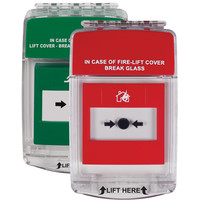 Fire Alarms, Fire Alarm Accessories, Fire Alarm Protection - Euro Stopper Call Point Protector Multi Kit