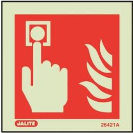 Fire Alarm Location Sign