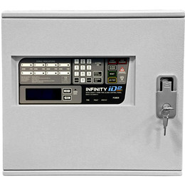 Infinity ID2 2-8 Zone Fire Alarm Panel