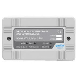 Fyreye MkII Addressable Zone Monitoring Unit with S/C Isolator (loop powered)