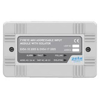 Fire Alarms, Fire Alarm Systems, Infinity ID2 2 Wire Fire Alarm System, ID2 Accessories - Fyreye MkII Addressable Zone Monitoring Unit with S/C Isolator (loop powered)