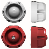 Fire Alarms, Sounders, Flashers & Bells, Fire Alarm Flashers, Conventional Flashers - Conventional Raptor Sounder Beacon White Flasher