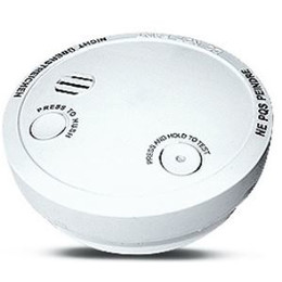 Zeta Battery Operated Smoke Detectors