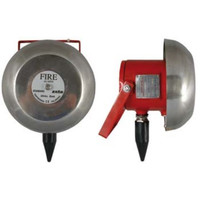 Fire Alarms, Sounders, Flashers & Bells, Intrinsically Safe Sounders and Flashers - 10 Inch Intrinsically Safe Gong Bell