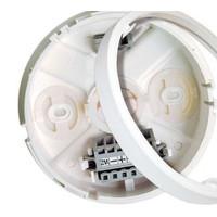 Fire Alarms, Fire Alarm Detectors, Fire Alarm Detector Bases, Zeta Intrinsically Safe Detectors Bases - Base for Intrinsically Safe Smoke Detector