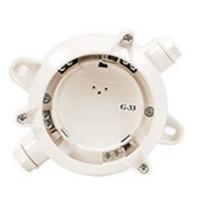 Fire Alarms, Fire Alarm Detectors, Fire Alarm Detector Bases, Zeta Intrinsically Safe Detectors Bases - Base for Intrinsically Safe Flame Detector