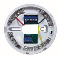 Fire Alarms, Fire Alarm Detectors, Addressable Detectors, Zeta Fyreye MKII Addressable Detectors - Fyreye MKII 48V Dual Auto Reset Relay Base