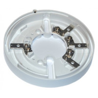 Fire Alarms, Fire Alarm Detectors, Fire Alarm Detector Bases, Nittan Evolution Addressable Detector Bases - Nittan UB-4  Standard Detector Base