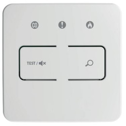 Wireless Test-Silence-Locate Control Unit - Smart RF