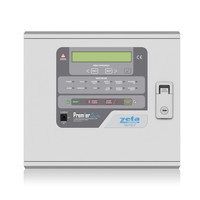 Fire Alarms, Fire Alarm Panels, Addressable Panels, Zeta Addressable Panels, Quatro Addressable Panels - Premier Quatro Fully Functional Repeater