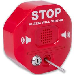 STI 6200-KS-CHR Evacuation Chair Theft Alarm
