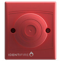 Fire Alarms, Sounders, Flashers & Bells, Fire Alarm Sounders, Conventional Sounders - Identifire TriTone Conventional Sounder