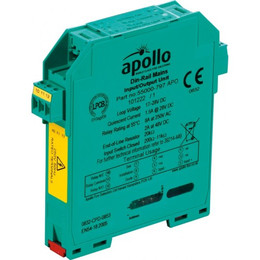 Apollo XP95 DIN-Rail Mains Switching Input / Output Unit