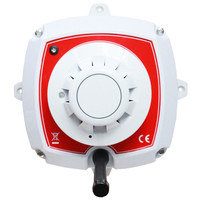Fire Alarms, Standalone Fire Alarms, Wireless Site Alarms, Evacuator Synergy Wireless Site Alarm - Evacuator FMCEVASYNSD Synergy Smoke Detector