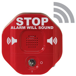 STI 6400WIR Wireless Exit Stopper
