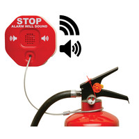 Fire Alarms, Fire Alarm Accessories, Fire Alarm Protection - STI 6200WIR Wireless Fire Extinguisher Theft Stopper