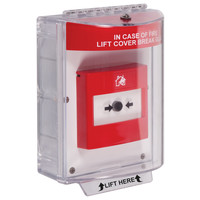Fire Alarms, Fire Alarm Accessories, Fire Alarm Protection - STI Enviro Stopper With Optional Sounder - Protection In Harsh Environments