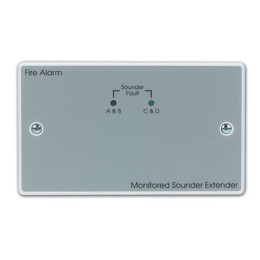 C-Tec FF502P 4 Zone Sounder Circuit Extender Kit