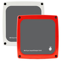 Fire Alarms, Wireless Fire Alarms, Wi-Fyre Wireless Fire Alarm System, Wi-Fyre Modules - Wi-Fyre Wireless Input/Output Module in Red or White