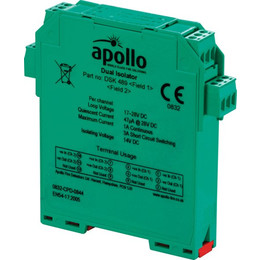 Apollo XP95 DIN-Rail Dual Isolator
