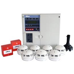 Fike TwinflexPro2 2, 4 or 8 Zone Fire Alarm Kit