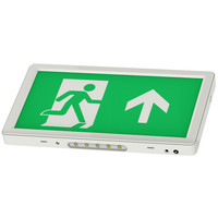 Emergency Lighting, Emergency Exit Signs - Alpine Slim LED Emergency Exit Sign