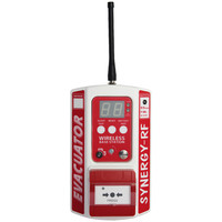 Fire Alarms, Standalone Fire Alarms, Wireless Site Alarms, Evacuator Synergy Wireless Site Alarm - Evacuator FMCEVASYNBS Synergy RF Base Station