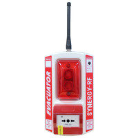 Fire Alarms, Standalone Fire Alarms, Wireless Site Alarms, Evacuator Synergy Wireless Site Alarm - Evacuator FMCEVASYN Synergy RF Call Point
