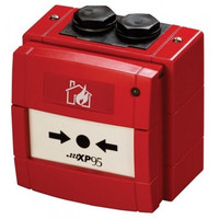 Fire Alarms, Manual Call Points, Intrinsically Safe Manual Call Points - Apollo XP95 I.S. Manual Call Point