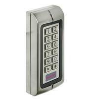 Security Equipment, Door Access Control, Standalone Door Access - Deedlock APX-16 Stainless Steel Waterproof IP65 Access Control Keypad
