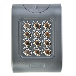 Deedlock ACT5 Waterproof IP65 Access Control Keypad with Optional Proximity Reader