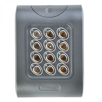 Security Equipment, Door Access Control, Standalone Door Access - Deedlock ACT5 Waterproof IP65 Access Control Keypad with Optional Proximity Reader