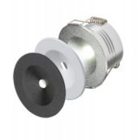 Emergency Lighting, LED Emergency Lighting, LED Emergency Downlights - EMPOWERST 230V IP20 3W LED Emergency Self-Test Downlight