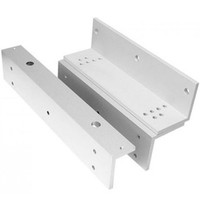 Security Equipment, Door Access Control - Z & L Bracket to suit Slimline Surface Magnets