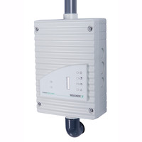 Fire Alarms, Fire Alarm Detectors, Aspirating Smoke Detection, Aspirating Smoke Detectors - Wagner Titanus Micro Sens With Optional Room Identification