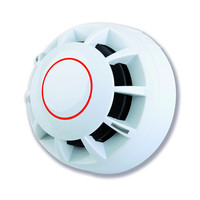 Fire Alarms, Domestic Smoke, Heat & CO Alarms, C-Tec Hush ActiV Grade C Domestic Fire Alarm System, Hush ActiV Standalone Domestic System, Hush ActiV Detectors - ActiV Conventional Heat Smoke Detector