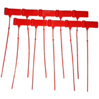 Fire Alarms, Fire Alarm Accessories, Fire Alarm Protection - Breakable Seals For STI Call Point Stoppers (Pack Of 10)