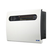 Fire Alarms, Fire Alarm Panels, Conventional Panels - Eaton Conventional Fire Alarm 16 Zone Control Panel