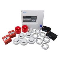 Fire Alarms, Fire Alarm Systems, Infinity Conventional Fire Alarm System, Infinity Kits - Infinity 2, 4 or 8 Zone Fire Alarm Kit