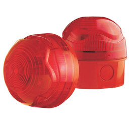 Banshee Excel Flashdome LED Beacon With Optional IP66 Base