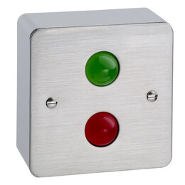 TLM200 Traffic Light Indicator For Visual Door Locked or Unlocked Status