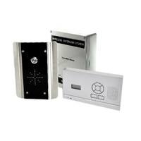 Security Equipment, Gate Intercom Systems, DECT Wireless Intercom, DECT 603 Single Button Systems - AES 603 DECT Architectural Kit