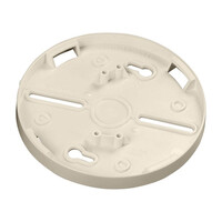 Fire Alarms, Fire Alarm Accessories, Wiring Accessories - Apollo 45681-311 Sounder Ceiling Plate