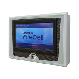Taktis Vision EMS FireCell Network Repeater Panel