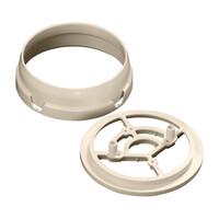 Fire Alarms, Fire Alarm Accessories, Wiring Accessories - Apollo 45681-218 Deckhead Mounting Box Accessory Kit